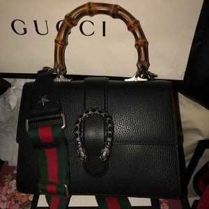 Gucci Dionysus Handbag (Size-Medium) Top Handle